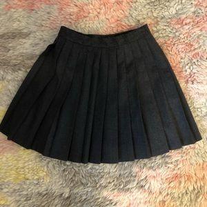 Dresses & Skirts - Christian Francis Roth 80s mini pleated skirt